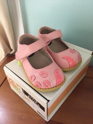 Livie And Luca Peacock Size 6 Toddler Girls Shoes Pink