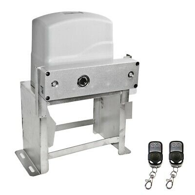 ALEKO Basic Kit Sliding Gate Opener For Sliding Gates Up To 55-ft 2400-lbs