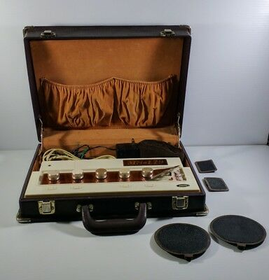 MS-179 Vintage Muscle Stimulator Contraction Equipment Untested