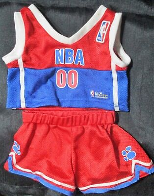 Build A Bear Outfit - Nba    ( Can Post )