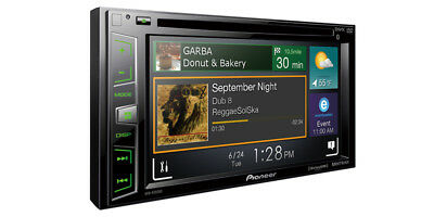 Pioneer AVH-X390BS Double Din Bluetooth DVD/CD/Am/FM Car Stereo Receiver - SAVE