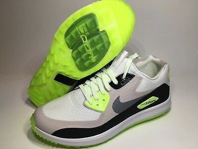 Nike Air Zoom 90 It Spikeless Golf Shoes Rory  844569 102  White Men s Sz 9a214e673