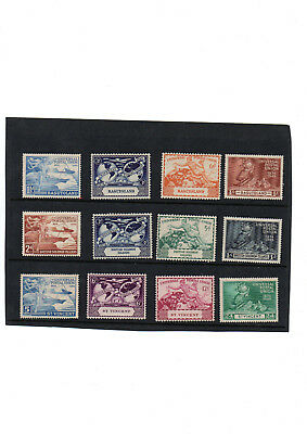 4 X Different Universal Postal Union Stamp Sets