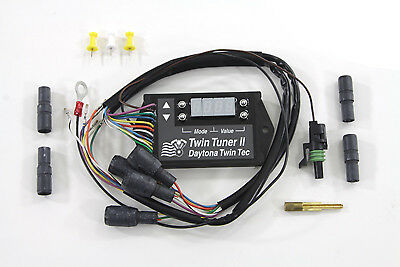 Twin Tec II EFI Fuel Controller fits Harley Touring FLT  2008 to 2013