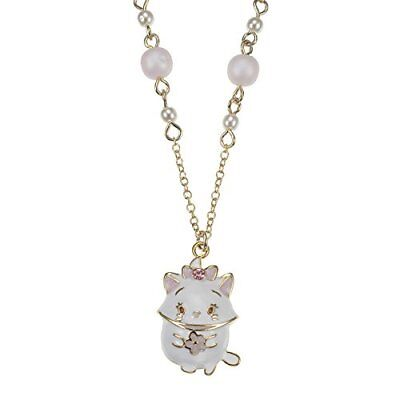 Marie Necklace The Aristocats ufufy DISNEY STORE JAPAN Kawaii New Free Shipping