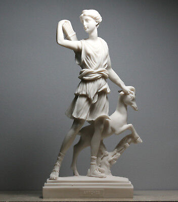 Diana of Versailles Greek Goddess Artemis Statue Sculpture Louvre Museum 9.84΄΄