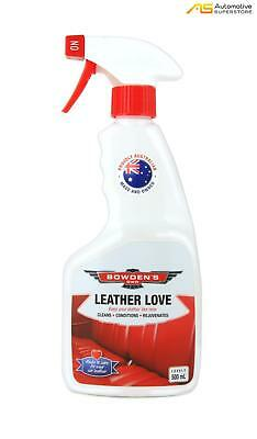 Bowden's Leather Love 500ml BOLL