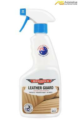 Bowden's Leather Guard 500ml BOLG