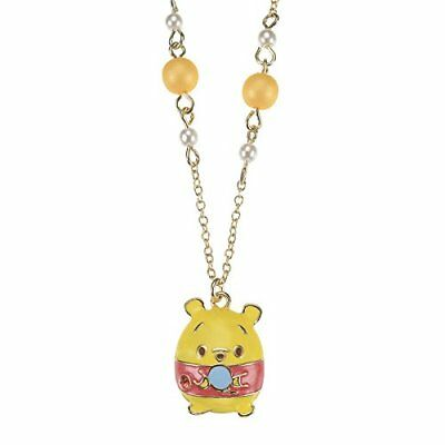 Winnie The Pooh Necklace ufufy DISNEY STORE JAPAN Kawaii New Free Shipping