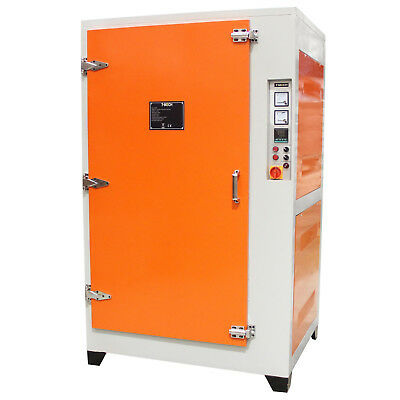 Electric Powder Coating Curing Wet Paint Drying Oven Machine Chamber Cure System