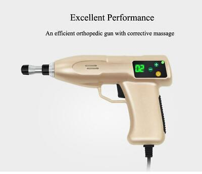 Therapy Spine Activator Correction Massager AMCT Chiropractic Adjusting Tool Gun