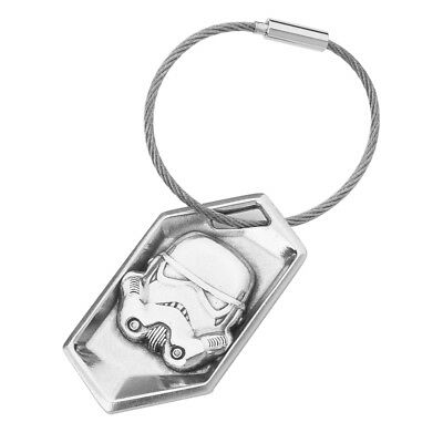 NEW Royal Selangor Star Wars Imperial Stormtrooper Keyring