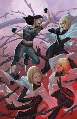 X-23 #2 (2018) -  Cover A Marvel Comics (All-New Wolverine) 7/25/18