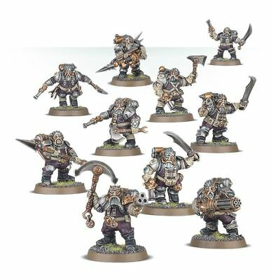 Khadadron Overlords Arkanaut Company Games Workshop **FAST SHIPPING**
