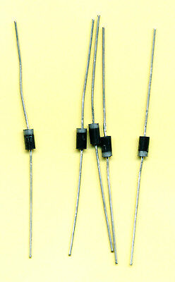 UF4007 - Fast Diode 75nS 1A 1000V 1KV DO-41 x 5 Pieces **AUS Stock FREE POST**