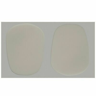 BG Hand Positioners for Flute  NON - SLIP  2 Pieces White