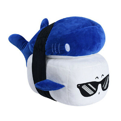 Cotton Food Sushi The Choba Shark 11.8in Plush Toy Stuffed Animal Character Doll