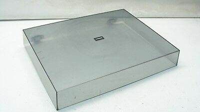 Fisher MT-6117 Studio Standard Turntable Dust Cover & Hinges Replacement Parts
