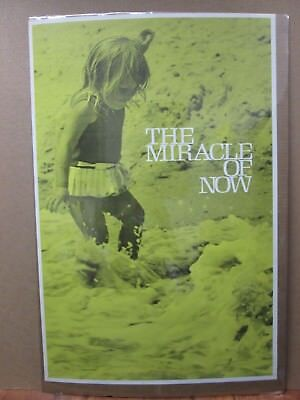The miracle of now Vintage Poster make love not war Peace 1970's in#G1772