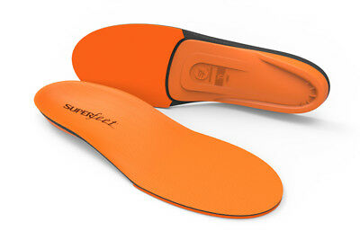 Superfeet Orange Insoles, GENUINE INSOLES -NEW IN BOX