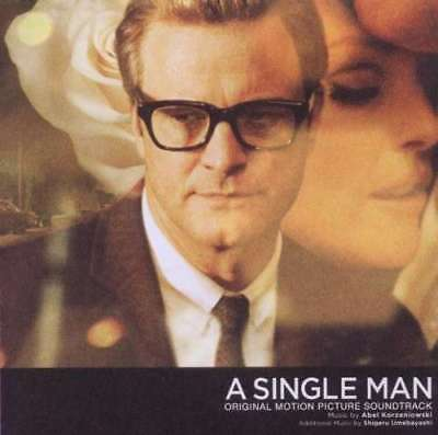 A Single Man O.S.T. Original Soundtrack Colonna Sonora Abel Korzenlowski CD