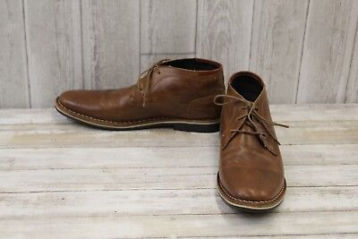 6e3edd16a93 STEVE MADDEN HARKEN Chukka Boot - Men's Size 10.5 - Brown