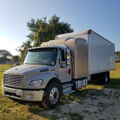 2015 Freightliner M2 Expeditor