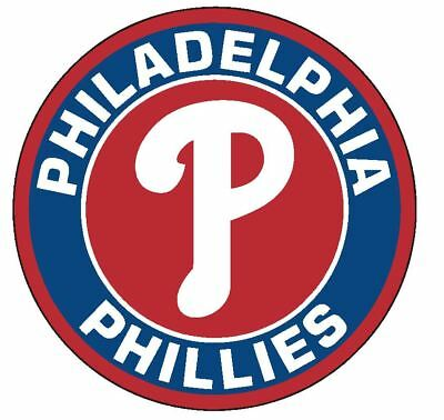 Philadelphia Phillies Sticker Decal S215 Baseball