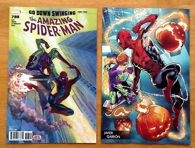Amazing Spider-Man # 798 Covers A & Variant Edition Young Guns 1st Prints NM