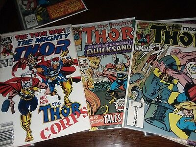 🔥Mighty Thor comic lot 🔥