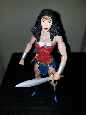 Custom DC Collectibles New 52 Wonder Woman