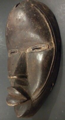 Antique African Dan Mask - Côte d'Ivoire - Early 20th Century