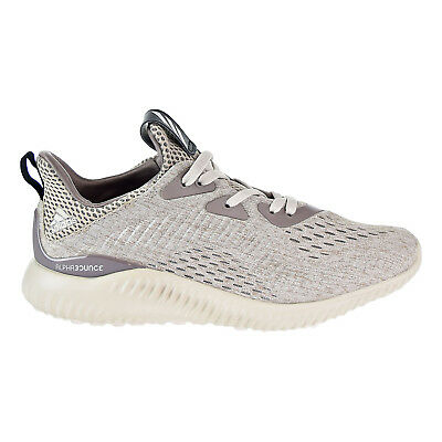 hot sale online 75065 95fd9 Adidas Alphabounce EM J Big Kids Running Shoes TecearCore Brown BW0578