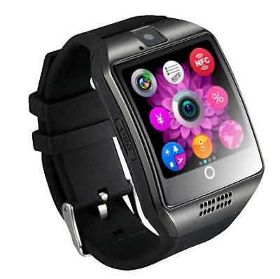 Q18 Bluetooth Smart Bracelet Watch Phone with Touch Screen Support Micro SIM ...