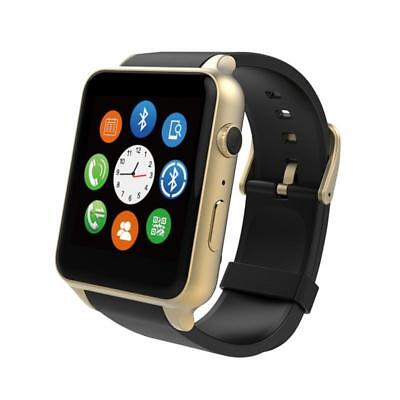 Smart Wrist Bluetooth Smart Watch Phone Mate with Camera GSM Anti-lost for iP...