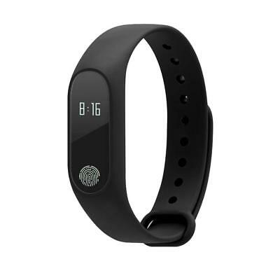 M2 Smart Watch Bluetooth Bracelet Fitness Tracker IP67 Waterproof for Android...
