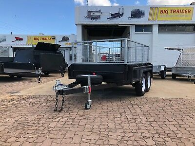 "8x5 TANDEM | BUDGET SPECIAL | 15"" HIGH SIDES 