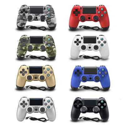 Playstation 4 Controller DualShock Wired Neutral For Sony PS4 Gamepad Joypad