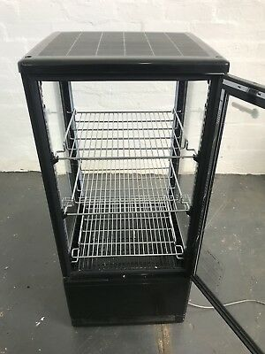 Commercial Cake food display refrigerated Benchtop Fridge