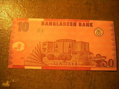 Banknote From Bangladesh For Collection, Display or Learning Free Ship to US