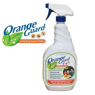 Orange Guard All Natural Insect Killer Surface Spray For Ants