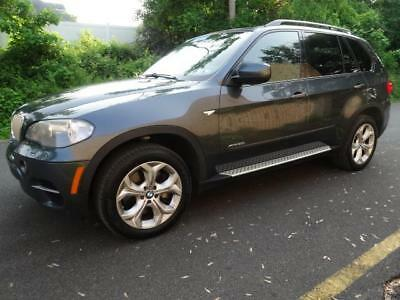 2011 BMW X5 50i AWD SPORT X5 50i 4.4L TURBO 400HP PREMIUM SPORT PKG EASY ACCESS PKG LEATHER DASH AWD