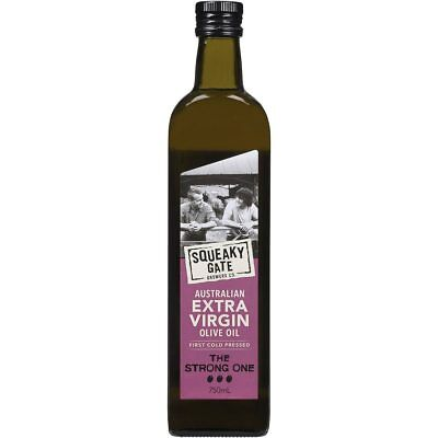 6x Squeaky Gate Extra Virgin Olive Oil The Life & Soul 750ml