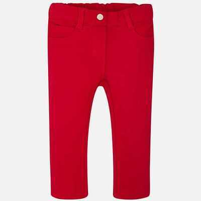 mayoral Pantalone Casual Bambini Rosso 550-020