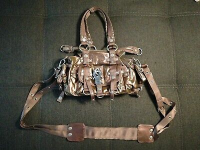 """George Gina & Lucy GGL """"Polly Pistol"""" Tasche Limited Edition"""