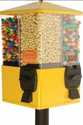 30x U Turn Candy Lollie Dispenser Vending Machines