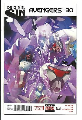 Avengers #30 Comic Book Marvel 2014 - Original Sin