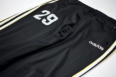 Adidas Trainings Hose Jogging Sweat Sport Track Jump Pant 90s 90er Casual D 6 M