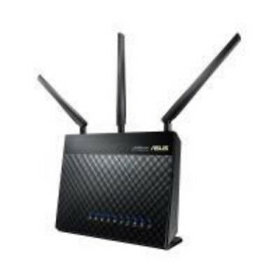 NEW ASUS RT-AC68U ROUTER: AC1900 CONCURRENT DUAL BAND MULTIFUNCTIONAL WIREL.f.