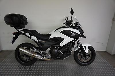 Honda Nc 750 X Dct 2015 With 5791 Miles 399500 Picclick Uk
